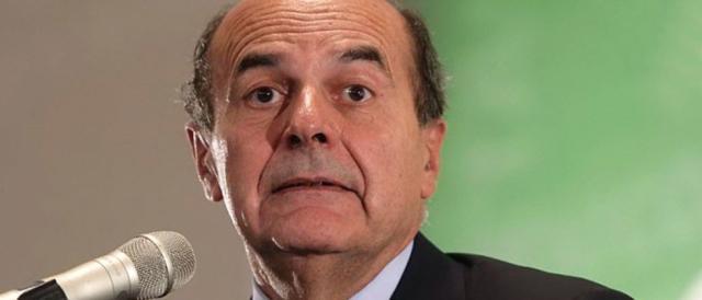 Pier Luigi Bersani: 'Un tavolo con il M5S? Vedremo...'