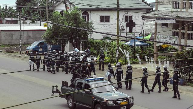 Régions anglophones du Cameroun: journée de contestation marquée ... - rfi.fr