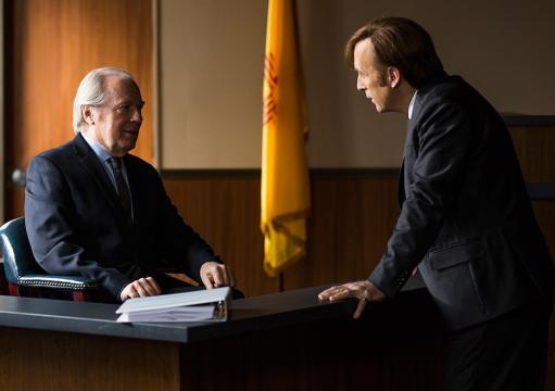 Serie tv: gli episodi più belli del 2017 - Better Call Saul - 3x05 -