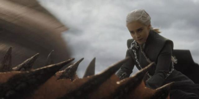 Serie tv: gli episodi più belli del 2017 - Game of Thrones - 7x04 -