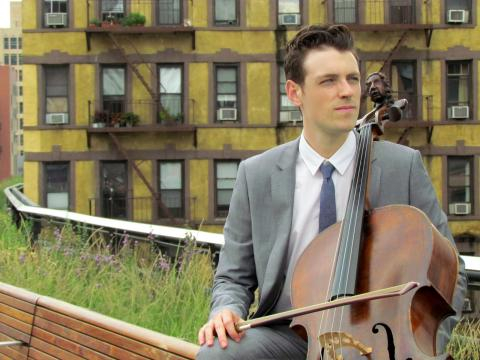 Elad Kabilio is a musician, teacher, and artistic director who lives and works in New York City. / Image via A. Kabilio, used with permission.