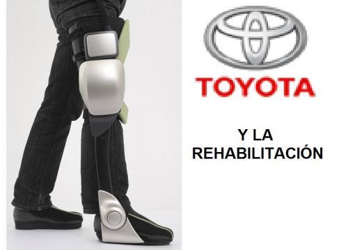 REHABILITACIÓN Y MEDICINA FÍSICA. Mirando al futuro.: Toyota ... - rehabilitacionblog.com