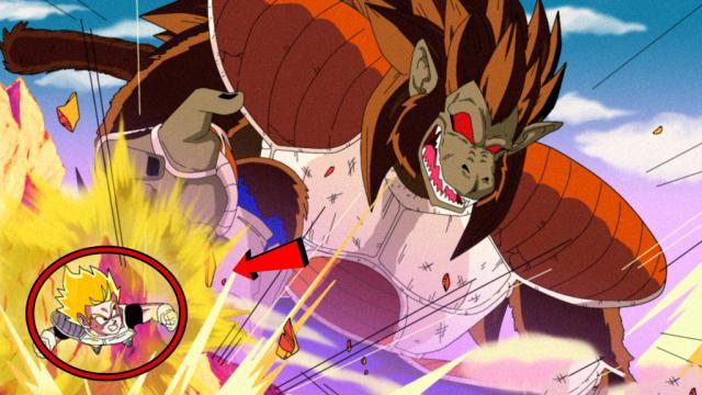The Original Super Saiyan God [Image Credit: Twitter / DBSuperOK]