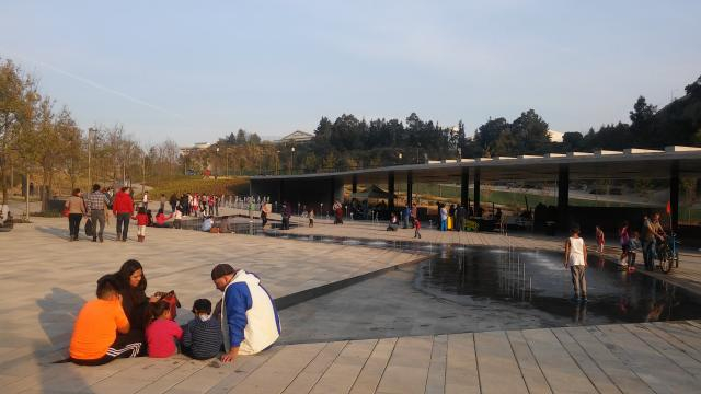 El Parque de La Mexicana está diseñado y planeado para atender la diversidad de las demandas públicas.