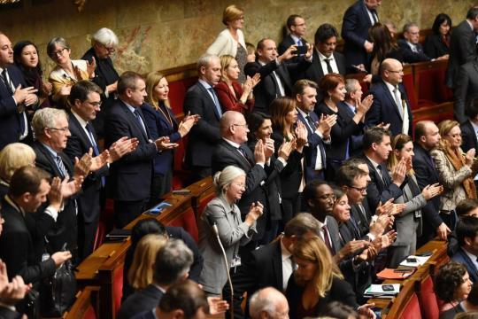Les députés ouvrent le chantier institutionnel - Libération - liberation.fr