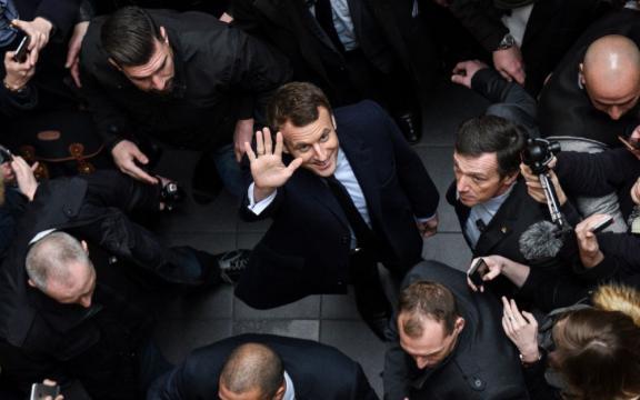 Macron prône de profondes réformes de la justice - Le Parisien - leparisien.fr