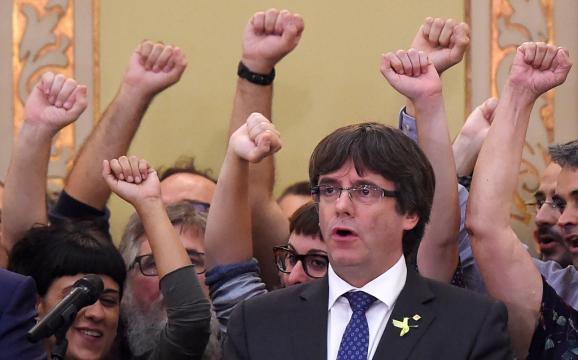 Rajoy fordert katalanische Firmen zum Bleiben auf - News Ausland ... - derbund.ch