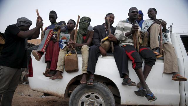 Missione italiana in Niger per contrastare il traffico di migranti