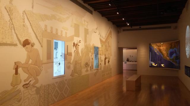 Expira este año una singular muestra de colecciones prehispánicas.