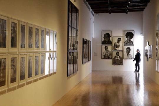 Las memorables fotografías de la colección Walter hasta abril próximo.
