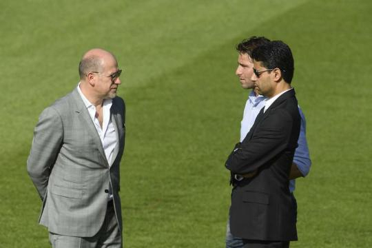 Mercato PSG : Wendel, Pastore, Di Maria, Ben Arfa... Henrique fait ... - rtl.fr
