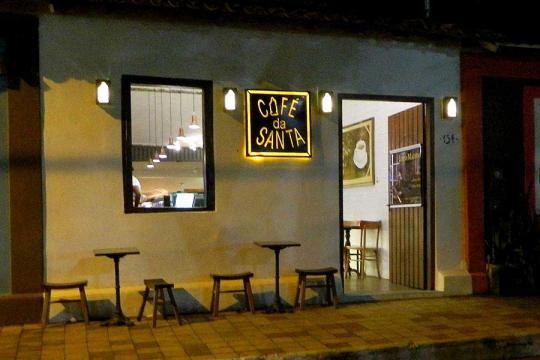Café da Santa - Arraial d´Ajuda - Bahia