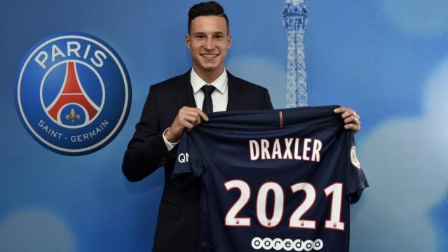 Draxler milite pour une arrivée d'Özil au PSG - madeinfoot.com