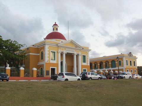 School of Plastic Arts of Puerto Rico, San Juan (Image credit – Farragutful, Wikimedia Commons)