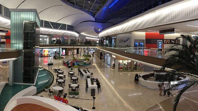 The Mall of San Juan (Image credit – Moebiusuibeom-en, Wikimedia Commons)