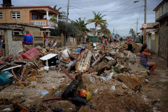 Irma, séisme, orages meurtriers : c'était la semaine de toutes les ... - sudouest.fr