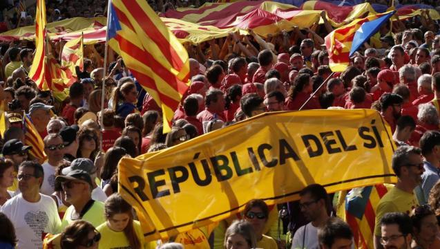 Le référendum catalan divise aussi le sport espagnol - Europe - RFI - rfi.fr