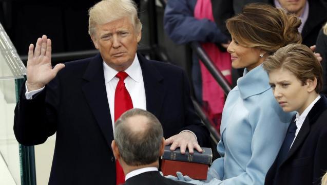 Revivez la cérémonie d'investiture de Donald Trump - Amériques - RFI - rfi.fr
