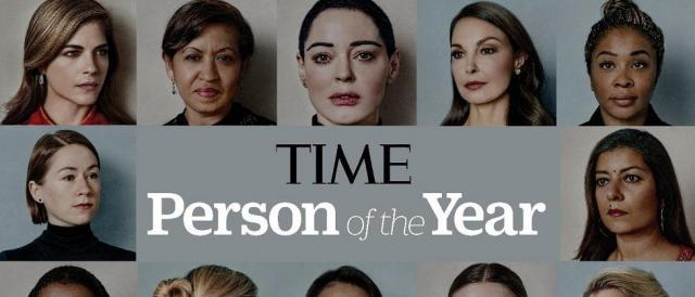 The Silence Breakers, le donne che hanno rotto la coltre di silenzio, denunciando gli abusi subiti: un fenomeno ormai virale e mondiale