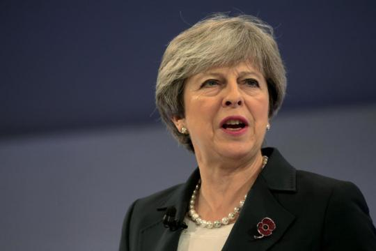 Theresa May faces new battlefront as '40 MPs agree to sign letter ... - thesun.co.uk