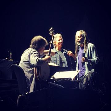 Encore de Chick Corea, Belá Fleck y McFerrin. Foto: Mitzi Vera
