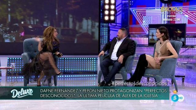 Sábado Deluxe anota un mínimo histórico de audiencia con Jorge Javier 'missing'