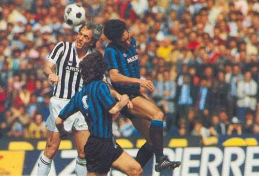 Juventus-Inter 1983: Bettega, Muller e Collovati