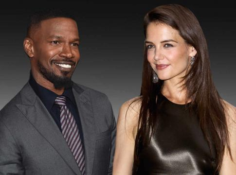 Katie Holmes & Jamie Foxx Go Public, Sort Of: Inside the Making of ... - eonline.com