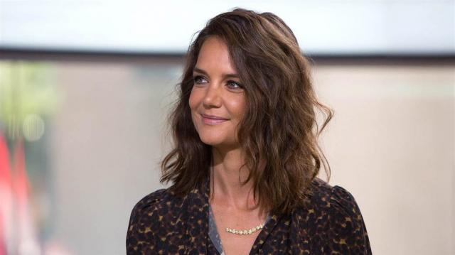 Katie Holmes talks about 'Logan Lucky,' 'Ocean's Eight' and Suri ... - today.com