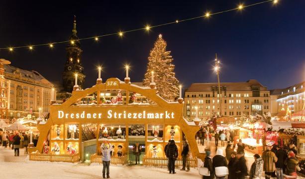 Los mejores mercados navideños - Dresde