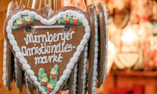 Los mejores mercados navideños - Nurenberg