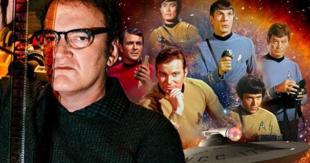 Quentin Tarantino Is Open to Directing a Star Trek Movie - MovieWeb - movieweb.com