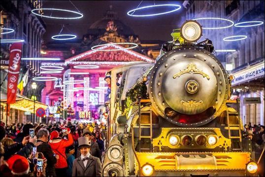 I Mercatini di Natale di Bruxelles 2016 - aimercatinidinatale.com