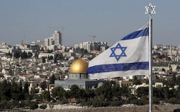 Jerusalém é reconhecida pelos Estados Unidos como capital de Israel