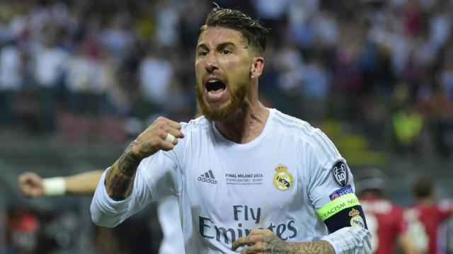 Real Madrid : Sergio Ramos annonce la couleur pour le Clasico !