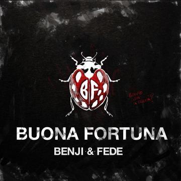 Il nuovo singolo di Benji e Fede, Buona Fortuna uscirà il 15 dicembre