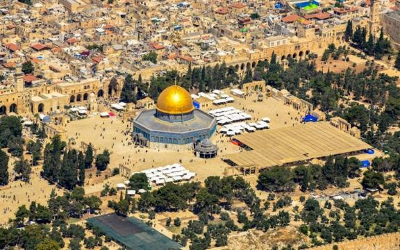 Diputados israelíes vuelven al Monte del Templo de Jerusalén tras ... - aurora-israel.co.il
