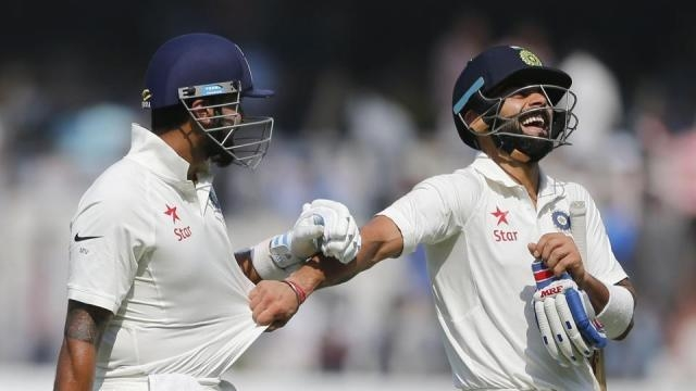 India vs Bangladesh, Day 1 Kohli 111, Vijay 108 ... - hindustantimes.com