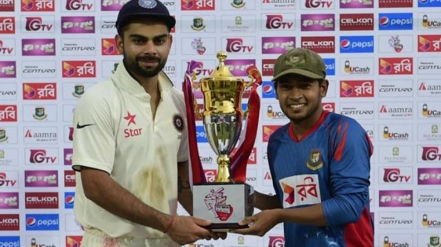 Live streaming of India vs Bangladesh Test, Day 1: Where, when to ... - hindustantimes.com