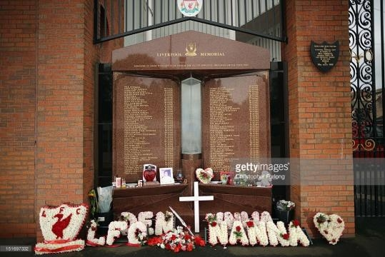 Liverpool Prepares For Hillsborough Disclosure Day Photos and ... - gettyimages.co.uk