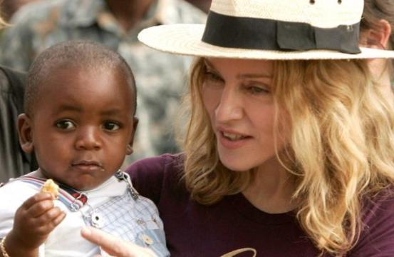 David Banda foi o quarto filho de Madonna, também adotado no Malawi