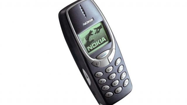 Nokia 3310, impossibile non ricordarlo
