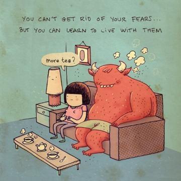 Stuff No One Told Me | Ilustración 4 de ®Alex Noriega.