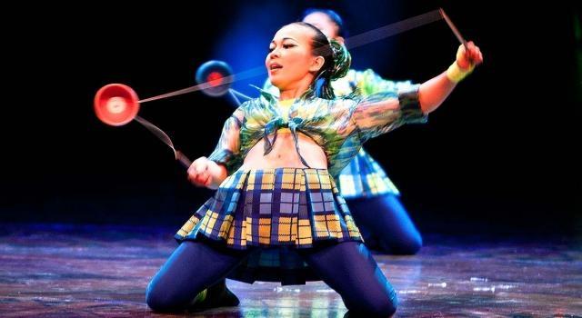 Dralion Video: Fusion of East & West | Cirque du Soleil - cirquedusoleil.com