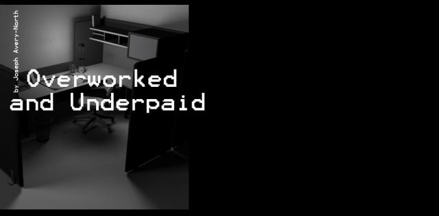Overworked, Underpaid, Slave wage, Dead end jobs - winterwind-productions.com