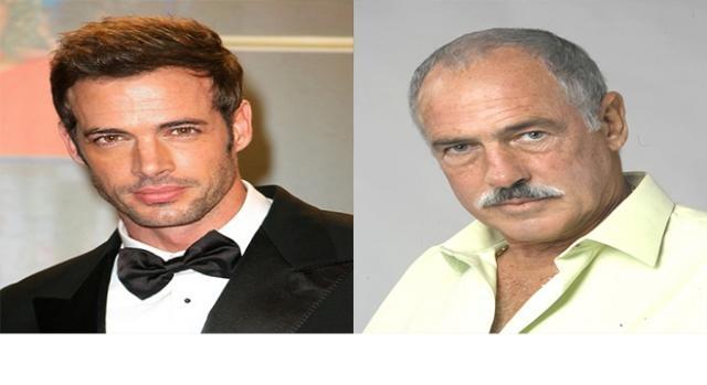 Andres acha que Levy se parece com ele na juventude