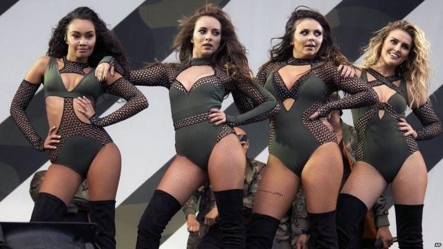 Little Mix 'expected' Zayn Malik rumours about new single Shout ... - bbc.co.uk