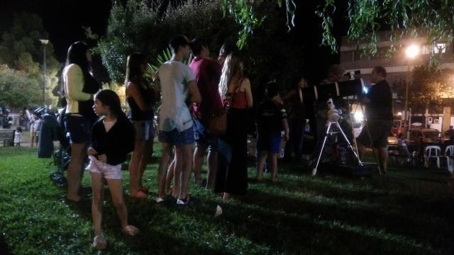 Los fines de semana se vienen desarrollando actividades dentro del Paseo de la Ciudad de Cipolletti