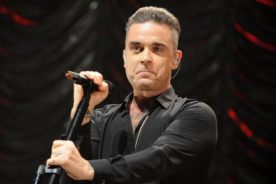 Robbie Williams se