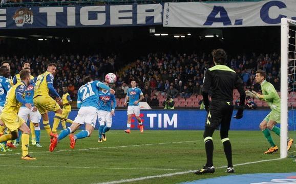 Napoli-Chievo 3-1: gli highlights del match – Mediagol - mediagol.it